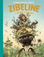 Zibeline T2 : Retour à Tikiland (0), bd chez Casterman de Hautière, Aouamri, Goddyn
