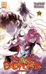 Twin star exorcists T19, manga chez Kazé manga de Sukeno