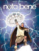 Nota Bene T3 : La Mythologie nordique (0), bd chez Soleil de Mariolle, Brillaud, Paty, Odone
