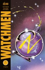 Watchmen T9, comics chez Urban Comics de Moore, Gibbons, Higgins