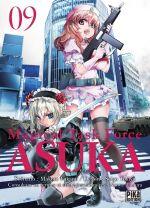 Magical task force Asuka T9, manga chez Pika de Fukami, Tokiya