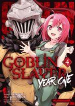 Goblin slayer - Year one T4, manga chez Kurokawa de Kagyu, Sakaeda