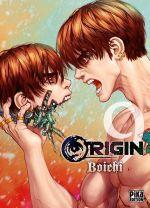 Origin T9, manga chez Pika de Boichi