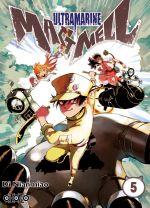 Ultramarine Magmell T5, manga chez Ototo de Nianmiao