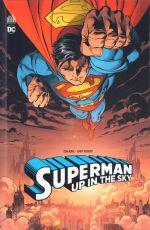 Superman : Up In The Sky (0), comics chez Urban Comics de King, Kubert, Mann, Bellaire, Anderson