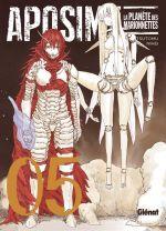 Aposimz T5, manga chez Glénat de Nihei
