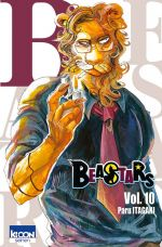 Beastars T10, manga chez Ki-oon de Itagaki