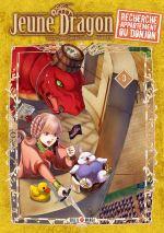 Jeune dragon recherche appartement ou donjon T3, manga chez Soleil de Tanuki, Choco