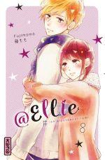 @Ellie T8, manga chez Kana de Fuji