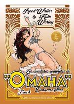 Omaha, Danseuse féline T4 : Les aventures complètes de Omaha, danseuse féline (0), comics chez Tabou de Waller
