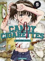 Candy & cigarettes T5, manga chez Casterman de Inoue