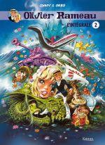 Olivier Rameau T2 : Tomes 4-5-6 (0), bd chez Kennes éditions de Greg, Dany