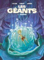 Les Géants T2 : Siegfried (0), bd chez Glénat de Lylian, Drouin, Aureyre