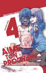 Aime ton prochain T4, manga chez Akata de Chida