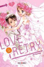 Love & retry  T7, manga chez Soleil de Hanaya