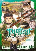 Baltzar T6, manga chez Meian de Nakajima
