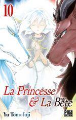 La princesse et la bête T10, manga chez Pika de Tomofuji