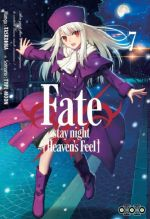 Fate stay night [Heaven's feel] T7, manga chez Ototo de Type-moon, Taskohna