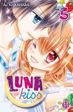 Luna kiss T5, manga chez Nobi Nobi! de Nakahara