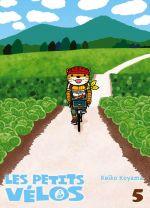 Les petits vélos T5, manga chez Komikku éditions de Koyama