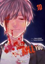 I love you so I kill you T10, manga chez Soleil de Kaname, Sakakibara