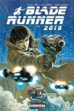 Blade Runner 2019 T1, comics chez Delcourt de Green, Johnson, Guinaldo, Lesko