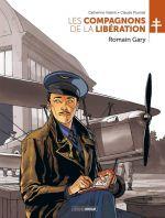 Les Compagnons de la libération T4 : Romain Gary (0), bd chez Bamboo de Valenti, Plumail, Blanchot, Bouët
