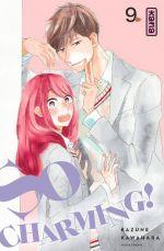 So charming T9, manga chez Kana de Kawahara
