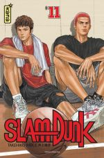 Slam Dunk – Star edition, T11, manga chez Kana de Inoue