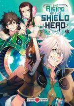 The rising of the shield hero T15, manga chez Bamboo de Aneko, Kyu