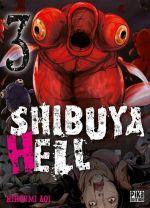Shibuya hell T3, manga chez Pika de Hiroumi