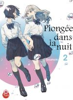 Plongée dans la nuit T2, manga chez Taïfu comics de Goumoto