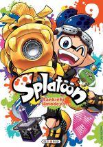 Splatoon T9, manga chez Soleil de Hinodeya
