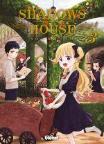 Shadows house T3, manga chez Glénat de So-ma-to