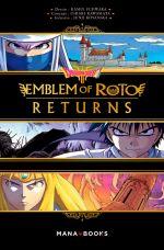 Dragon quest - Emblem of Roto returns, manga chez Mana Books de Koyanagi, Fujiwara