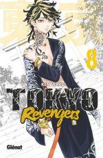 Tokyo revengers  T8, manga chez Glénat de Wakui