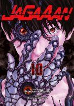 Jagaaan T10, manga chez Kazé manga de Kaneshiro, Nishida