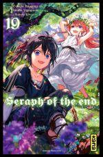 Seraph of the end  T19, manga chez Kana de Kagami, Yamamoto