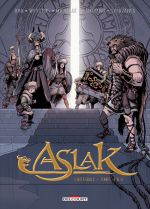 Aslak T2 : Tomes 4-5-6 (0), bd chez Delcourt de Hub, Weytens, Michalak, 1ver2anes, Lamirand