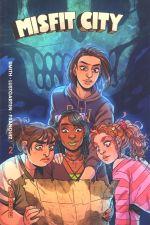 Misfit City T2 : Les morts ne mentent pas (0), comics chez Kinaye de Smith, Lustgarten, Franquiz, Warner, Quigley, Peer