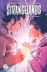 Strangelands T2 : Electrochoc (0), comics chez Les Humanoïdes Associés de Visaggio, Badger, Federici, Lokus, Martin, Cassaday