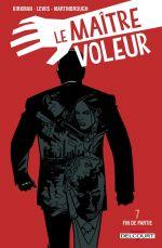 Le maître voleur T7 : Fin de partie (0), comics chez Delcourt de Lewis, Martinbrough, Lucas