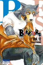 Beastars T12, manga chez Ki-oon de Itagaki
