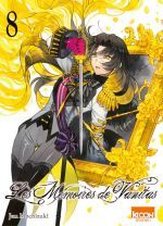 Les mémoires de Vanitas  T8, manga chez Ki-oon de Mochizuki