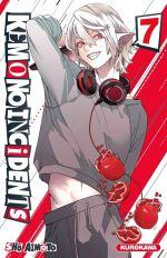 Kemono incidents T7, manga chez Kurokawa de Aimoto