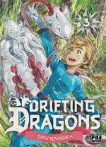 Drifting dragons T3, manga chez Pika de Kuwabara