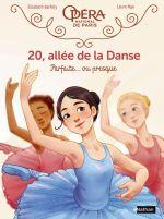 20, allée de la danse T2 : Parfaite... ou presque (0), bd chez Jungle de Barféty, Ngo, Studio yellowhale