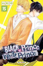 Black prince & white prince T15, manga chez Soleil de Makino