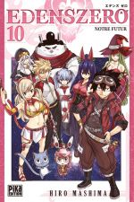 Edens zero T10, manga chez Pika de Mashima