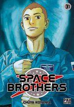Space brothers T31, manga chez Pika de Koyama